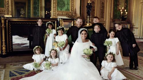 Prințul Harry și Meghan Markle și-au amânau plecarea în luna de miere