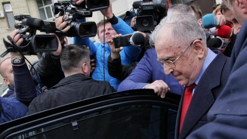 Ion Iliescu, acuzat oficial de crime împotriva umanității