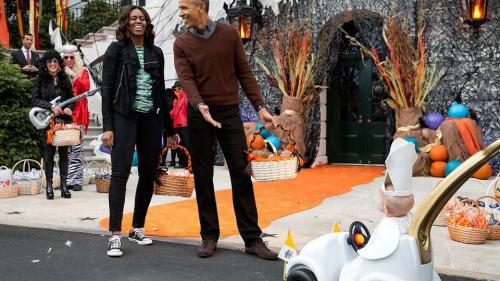 Soţii Barack si Michelle Obama si-au gasit de lucru!