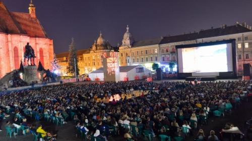 Începe Festivalul Internaţional de Film Transilvania (TIFF)