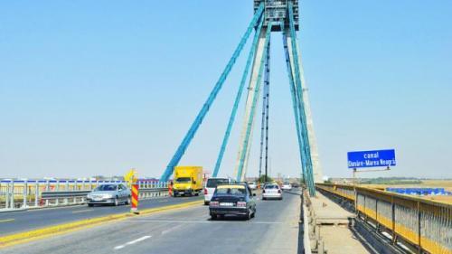 Podul de la Agigea se închide iar