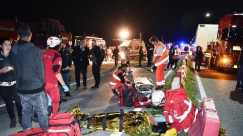 Un român a murit în accidentul de tren din Italia