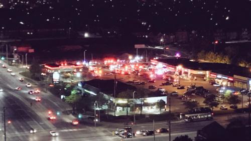 FOTO. Atac cu bombă la un restaurant din Canada. 15-20 de persoane au fost rănite