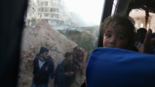 Siria: Razboiul a modificat harta demografica a tarii!