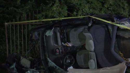 Accident TERIBIL la Mogoșoaia. Un șofer băut și-a ucis propriul copil