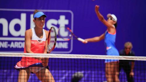 Buzărnescu şi Olaru au câştigat titlul în proba de dublu la Strasbourg