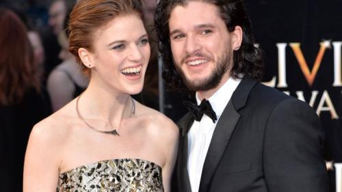 """Kit Harington şi Rose Leslie, doi actori din serialul """"Game of Thrones"""", se vor căsători pe 23 iunie"""