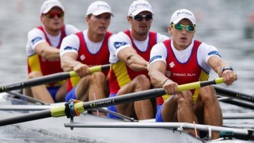 Canotaj: România a cucerit 1 medalie de aur, 5 de argint şi 1 bronz la CE de juniori din Franţa