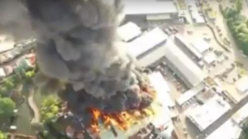 Şapte persoane au fost rănite într-un incendiu la Europa-Park din Germania