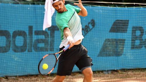 Tenis: Românii Dragoş Dima şi Nicolae Frunză, finalişti la turneul futures Ioana Cup 2018