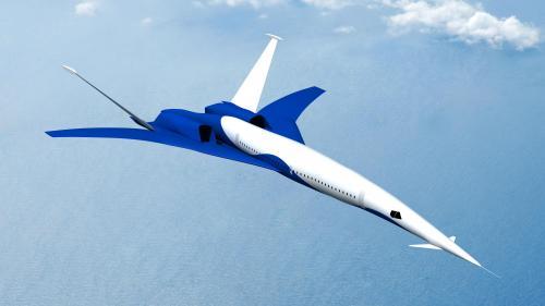 Investiţii în aeronave supersonice