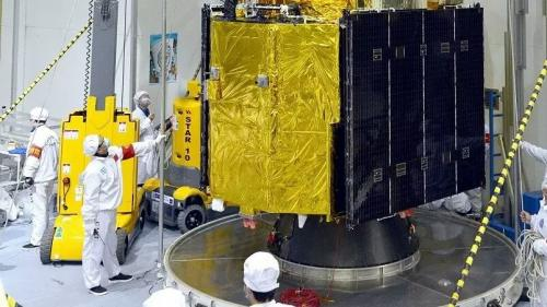 China a lansat un satelit de monitorizare a Terrei