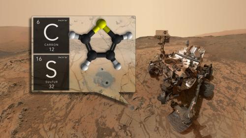 NASA, descoperire epocală pe Marte. Roverul Curiosity a găsit materie organică