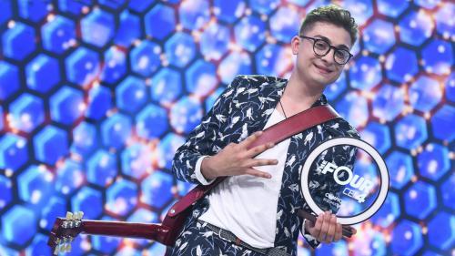 """Vlad Musta este câștigătorul """"The Four – Cei 4""""!"""