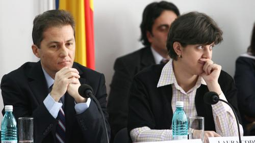 Laura Codruța Kovesi şi Mihaiela Moraru Iorga, date în judecată de un procuror DIICOT. Le cere daune de 100.000 de lei