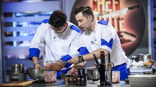 """De pe podiumurile de modă, la """"Chefi la cuțite"""":  bucătarii se luptă să cucerească manechine"""