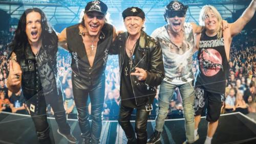 """Trupa Scorpions aduce """"Crazy World Tour"""", astăzi, la Bucureşti"""