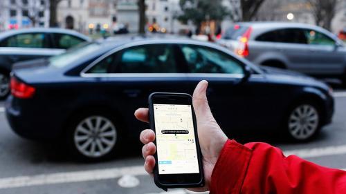 Uber doreşte să identifice potenţialii pasageri în stare de ebrietate