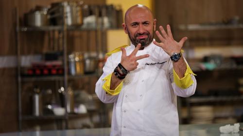 """Eliminare dublă la """"Chefi la cuțite"""" pentru Sorin Bontea și Florin Dumitrescu  Show-ul, lider de piață pe toate categoriile de public"""