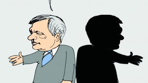 Iohannis schimbă Constituția, nu pe Kovesi