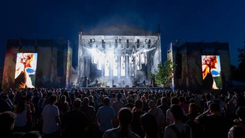 HeyDay Music Festival în Parcul Izvor