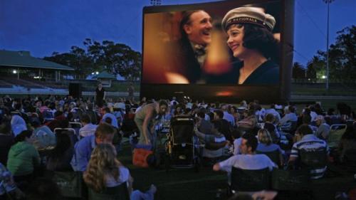 Au început Zilele Filmului de Umor, la Grădina de Vară a cinematografului Capitol