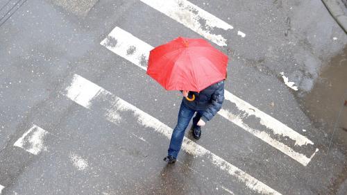 Avertizare nowcasting Cod galben de ploi în Vaslui și Bacău