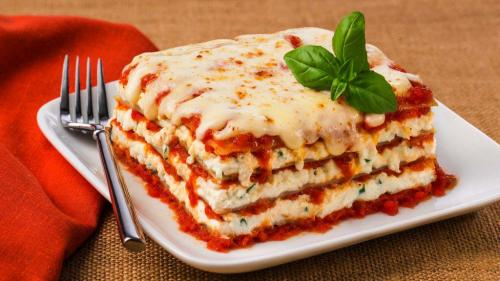 Rețeta zilei: Lasagna