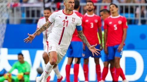 Cupa Mondiala 2018: Capitanul echipei Serbiei a primit o masina de la gazde!