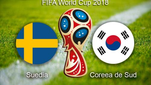 Cupa Mondială 2018. Suedia – Coreea de Sud 1-0. Penalty acordat dupa proba video