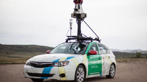 Mașinile Google Street View revin pe drumurile din România