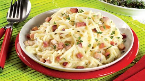 Reţeta zilei: Spaghete carbonara