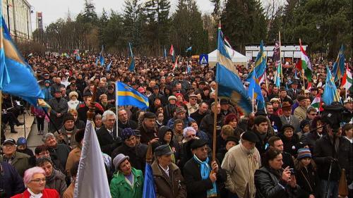 Autonomia Ținutului Secuiesc, pe românește