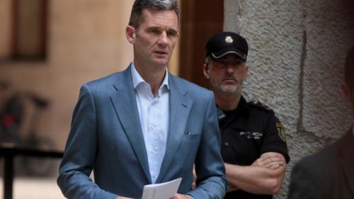 Cumnatul regelui Spaniei, încarcerat