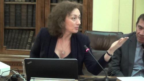 Consilierul prezidenţial Simina Tănăsescu și-a dat demisia