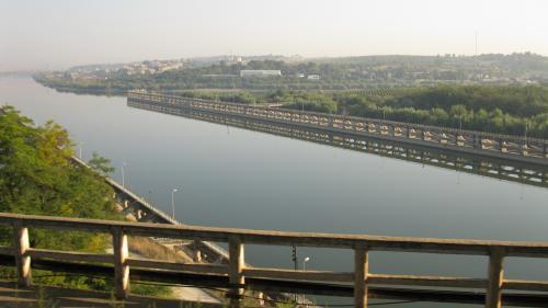 Constanţa. Scafandrii militari au recuperat corpul marinarului dispărut în Dunăre, la Cernavodă