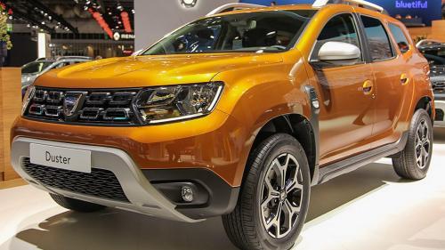 Dacia bate Toyota în Germania