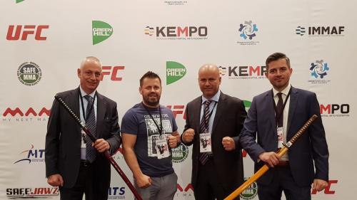 România, gazda Campionatelor Europene de MMA din acest an