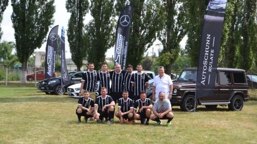 Turneu de fotbal inedit la Timișoara, organizat cu sprijinul Clubului Economic German
