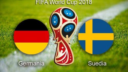 Cupa Mondiala 2018. Germania - Suedia 2-1. GOL FABULOS marcat de Kroos în prelungiri!