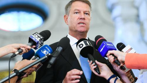 Klaus Iohannis: Sunt ferm hotărât să candidez pentru un nou mandat de preşedinte al României