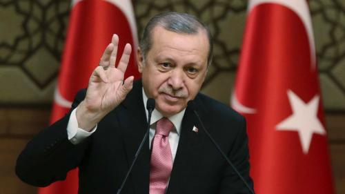 """ALEGERI ÎN TURCIA: Erdogan a votat la Istanbul şi a prezis o """"revoluţie democratică"""" în ţara sa"""