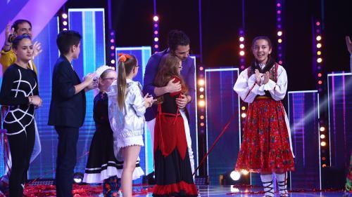 """Andreea a interpretat muzică fado și a câștigat cea de-a doua ediție """"Next Star"""",  Bianca a primit primul Golden Star al sezonului, pentru un număr de contorsionism"""