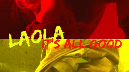 """Laola (Laura Bălan) a filmat la Berlin videoclipul piesei """"It's All Good"""""""