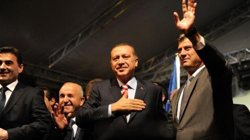 Erdogan a obtinut un procent mai mare în Germania decât în Turcia