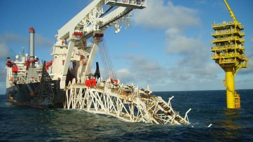Proiectul Nord Stream 2 are jumatate din banii necesari