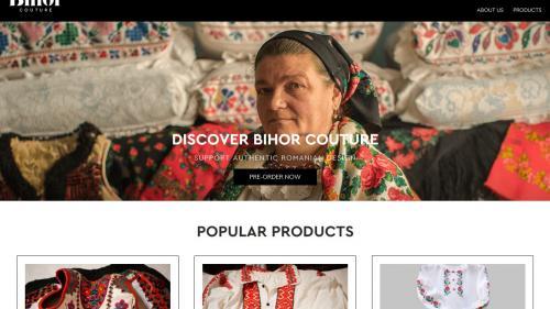 Bihor vs Dior. Un proiect venit în sprijinul tradiţiei