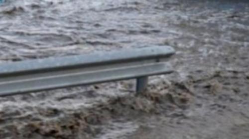 Cod galben de inundaţii pe râurile mici din judeţul Tulcea