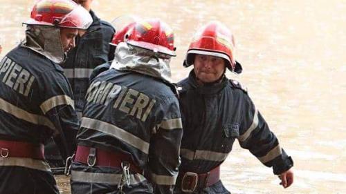 Ploile au provocat daune in judetul Sibiu