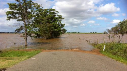Coduri de inundaţii pentru întreaga ţară